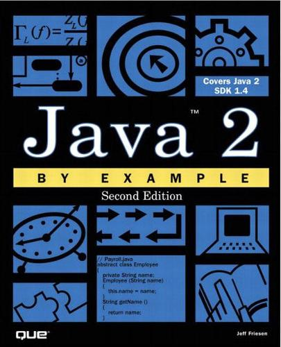 Java 2 by Example (Paperback)
