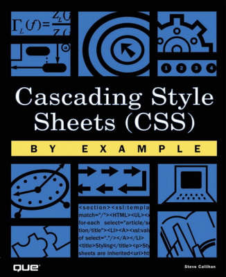 Cascading Style Sheets (CSS) By Example (Paperback)