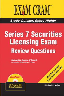 Series 7 Securities Licensing Review Questions Exam Cram (Paperback)