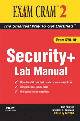 Security + Lab Manual (Paperback)