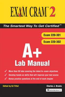 A+ Exam Cram 2 Lab Manual (Paperback)