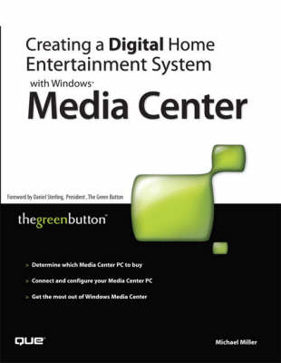 Creating a Digital Home Entertainment System with Windows Media Center (Paperback)