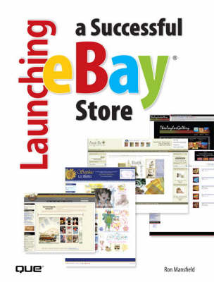 Launching a Successful eBay Store (Paperback)