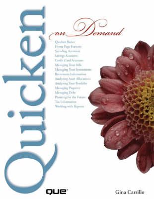 Quicken 2007 On Demand (Paperback)