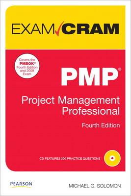 PMP Exam Cram: Project Management Professional