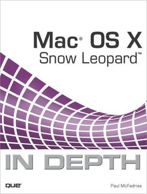 Mac OS X Snow Leopard In Depth (Paperback)