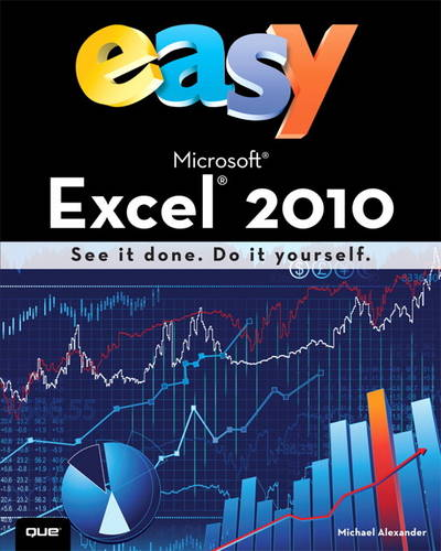 Easy Microsoft Excel 2010 (UK Edition) - Easy (Paperback)