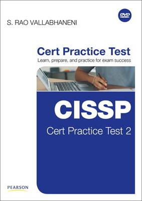 CISSP Cert Practice Test 2 (CD-ROM)