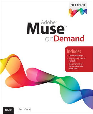 Adobe Muse on Demand (Paperback)