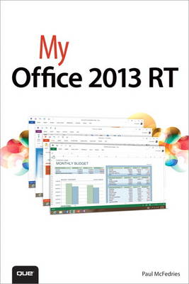My Office 2013 RT (Paperback)