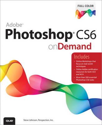 Adobe Photoshop CS6 on Demand (Paperback)