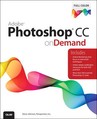 Adobe Photoshop CC on Demand (Paperback)