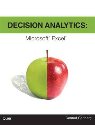 Decision Analytics: Microsoft Excel (Paperback)
