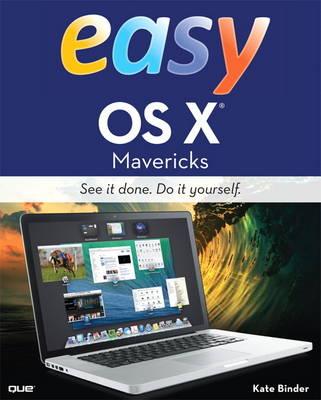 Easy OS X Mavericks (Paperback)