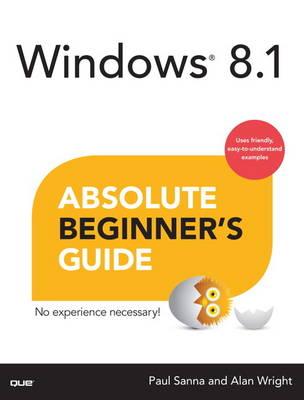 Windows 8.1 Absolute Beginner's Guide (Paperback)