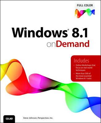 Windows 8.1 on Demand (Paperback)