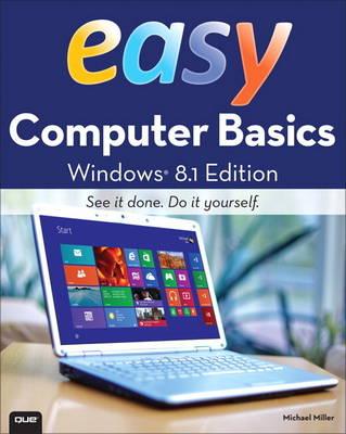 Easy Computer Basics, Windows 8.1 Edition (Paperback)