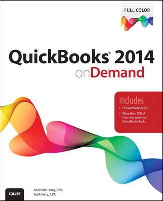 QuickBooks 2014 on Demand (Paperback)