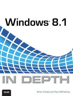 Windows 8.1 In Depth (Paperback)
