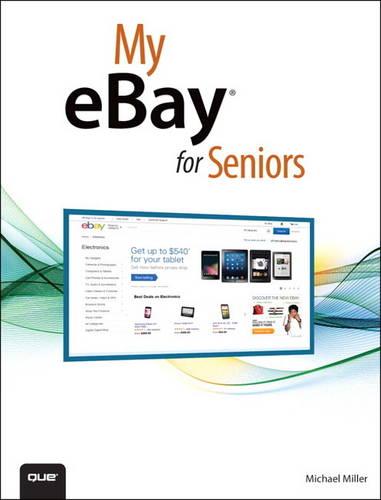 My eBay for Seniors (Paperback)