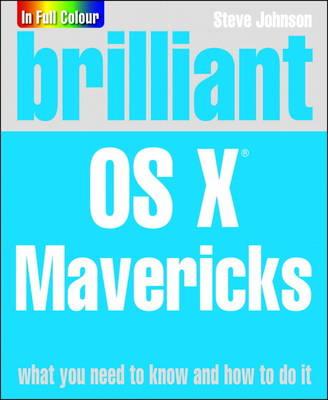 Brilliant OS X Mavericks (Paperback)