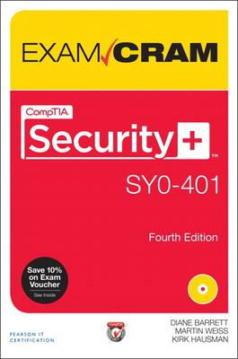 CompTIA Security+ SYO-401 Exam Cram