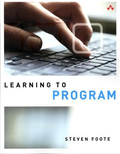Learning to Program (Paperback)