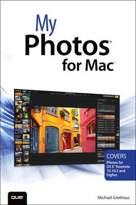 My Photos for Mac (Paperback)