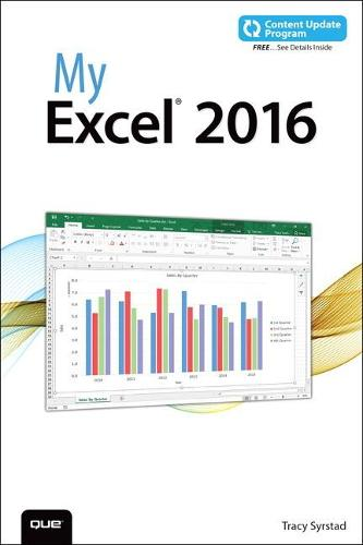 My Excel 2016 (includes Content Update Program) (Paperback)