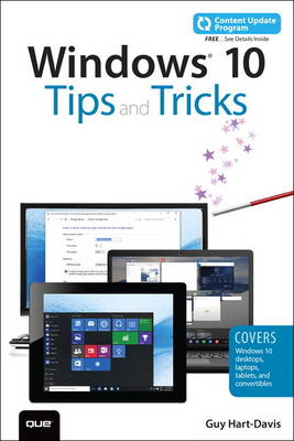 Windows 10 Tips and Tricks (includes Content Update Program) (Paperback)