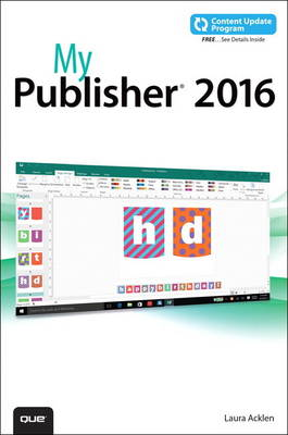 My Publisher 2016 (includes free Content Update Program) (Paperback)