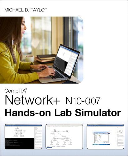 CompTIA Network+ N10-007 Hands-on Lab Simulator (CD-ROM)
