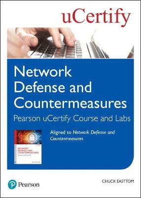 Network Defense and Countermeasures Pearson uCertify Course and Labs Student Access Card (Digital product license key)