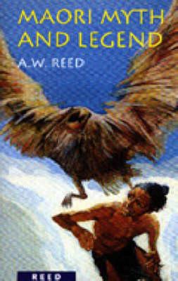 Maori Myth and Legend (Paperback)