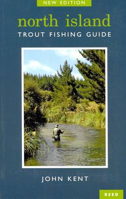 North Island Trout Fishing Guide (Paperback)