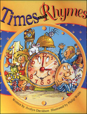 Times and Rhymes - Literacy Links Plus Big Books (Big book)