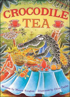 Crocodile Tea - Literacy Links Plus Big Books (Big book)