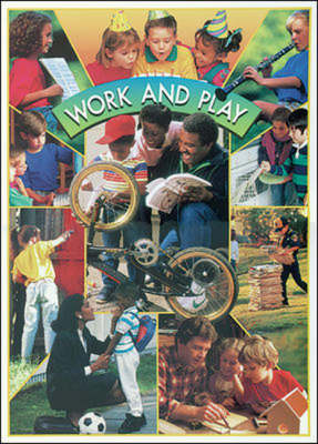 Set C: Work and Play: Emergent Posters and Poems - Literacy links plus posters & poems for shared reading