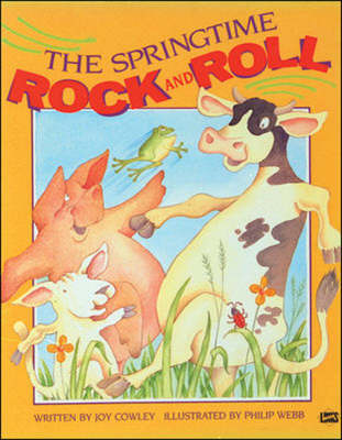 The Springtime Rock and Roll - Literacy Links Plus Big Books Early (Big book)