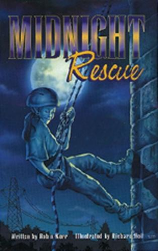 Midnight Rescue - Literacy Links Chapter Books (Paperback)