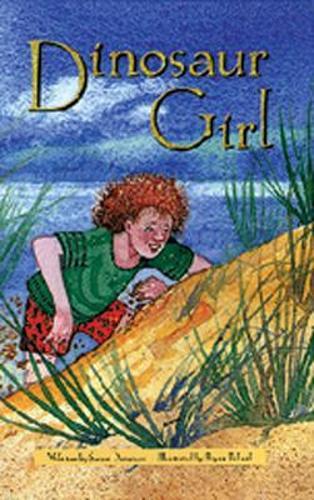 Dinosaur Girl: Action and Adventure - Literacy Links Plus (Paperback)