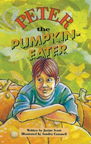 Peter the Pumpkin-eater - Literacy Links Chapter Books (Paperback)