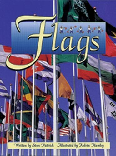 Flags: Another Time, Another Place - Literacy Links Chapter Books (Paperback)