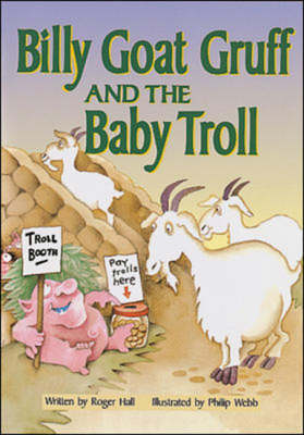 Billy Goat Gruff and the Baby (Paperback)