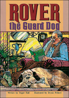 Rover the Guard Dog Small - Literacy Links Plus (Paperback)