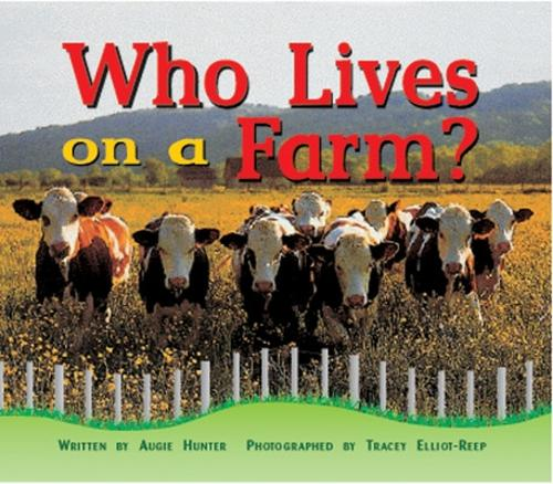 Who Lives on a Farm? Level 1: Step One - Storysteps (Paperback)