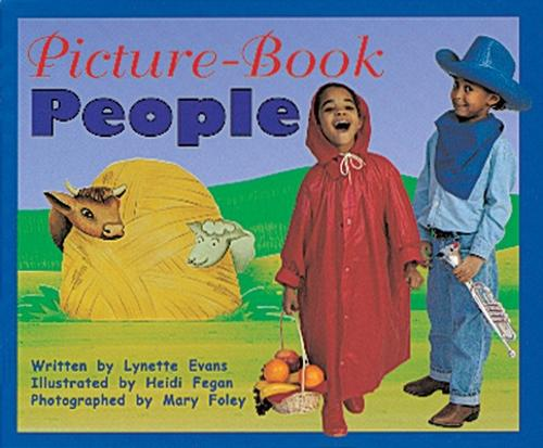 Picture-Book People (Level 14) - Storysteps (Paperback)