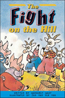 The Fight on the Hill (Level 17) - Storysteps (Paperback)