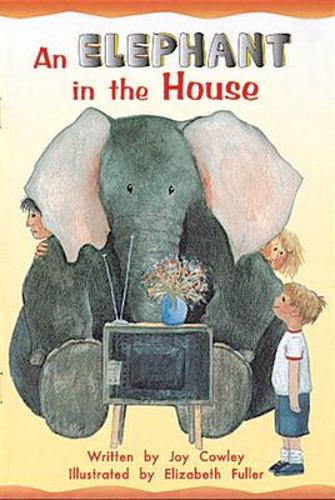 An Elephant in the House (Level 20) - Storysteps (Paperback)