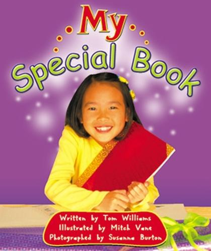 My Special Book - Storyteller (Paperback)